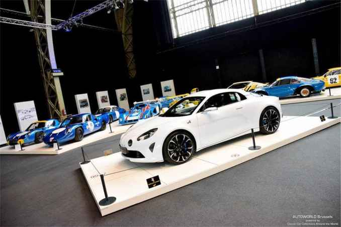 Autoworld 2016 Alpine Story 209