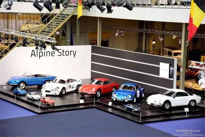 Autoworld 2016 Alpine Story 212