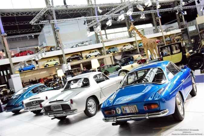 Autoworld 2016 Alpine Story 36