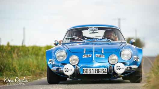 Circuit Remparts Alpine A110 2