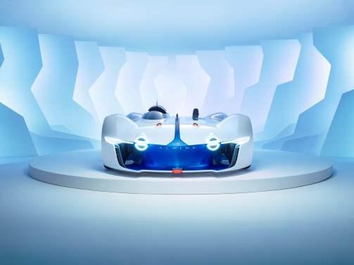 Alpine Vision Gran Turismo - 19