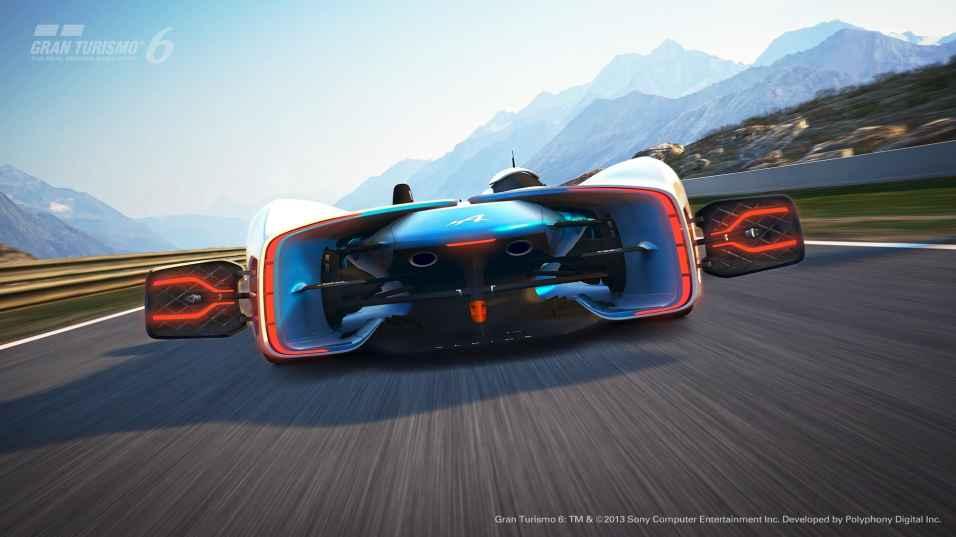 Alpine Vision Gran Turismo - 38