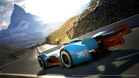 Alpine Vision Gran Turismo - 41