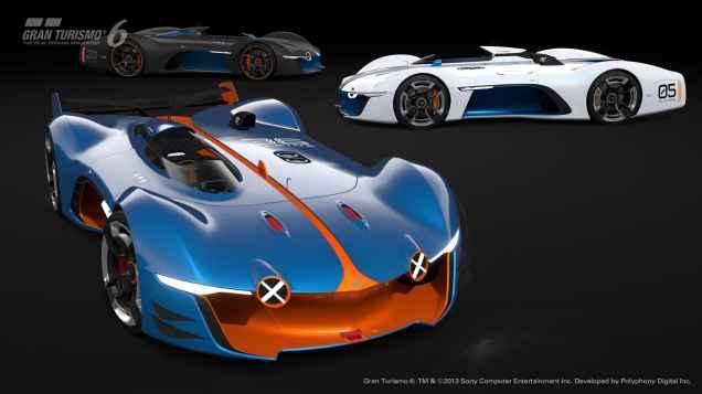 Alpine Vision Gran Turismo - 43