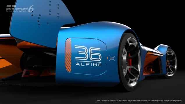 Alpine Vision Gran Turismo - 52