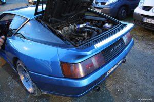 Alpine Garage Alpine GTA Le Mans 15 imp scaled | Alpine Garage: la passion a un nom !