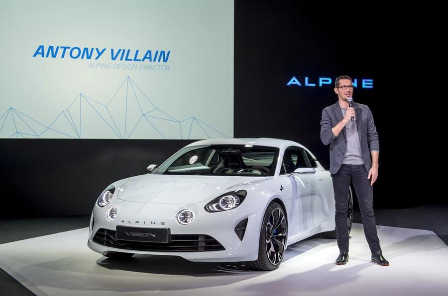 Antony Villain