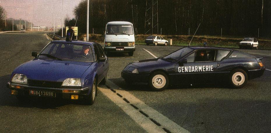 Alpine GTA BRI Gendarmerie 7 | BRI : Alpine, au sein d'une unité d'élite