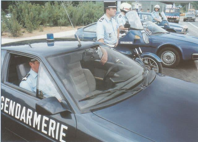 Alpine GTA BRI Gendarmerie 8 | Alpine A110 Gendarmerie, la rumeur se précise en 2021 !
