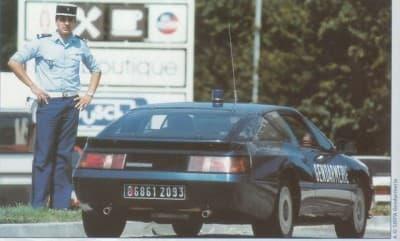 Alpine GTA BRI Gendarmerie 9 | BRI : Alpine, au sein d'une unité d'élite