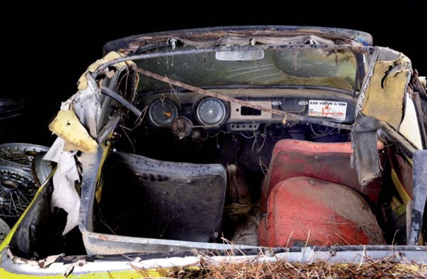 Collection Gérard Gombert Alpine A110 Cabriolet 1965 1 | Gérard Gombert, son incroyable collection d'Alpine !