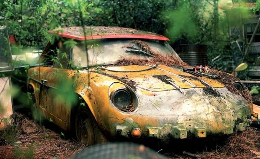 Collection Gérard Gombert Alpine A110 Cabriolet 1965 2 | Gérard Gombert, son incroyable collection d'Alpine !