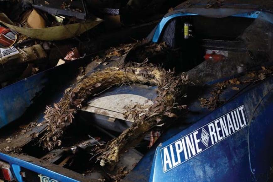 Collection Gérard Gombert Alpine A210 1963 3 | Gérard Gombert, son incroyable collection d'Alpine !