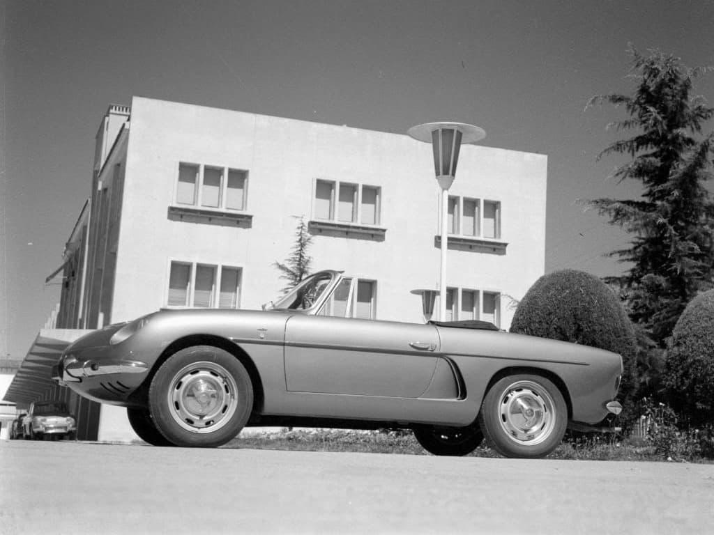 FASA Renault Alpine A108 Cabrio 1963–66 6   FASA Renault Alpine A110 : Amor de España !