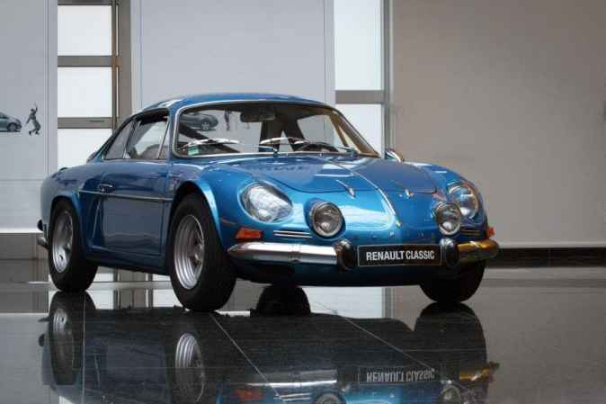 Jean-Pascal DAuce Alpine A110 1300 1971 - 13
