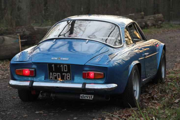 Jean-Pascal DAuce Alpine A110 1300 1971 - 3