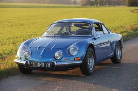 Jean-Pascal DAuce Alpine A110 1300 1971 - 6