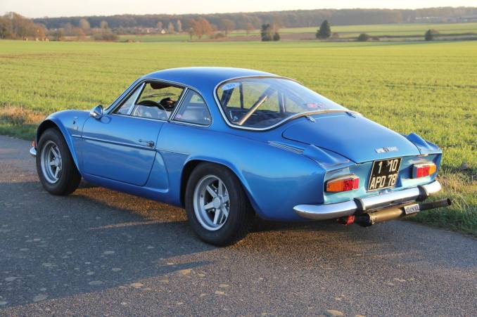 Jean-Pascal DAuce Alpine A110 1300 1971 - 8