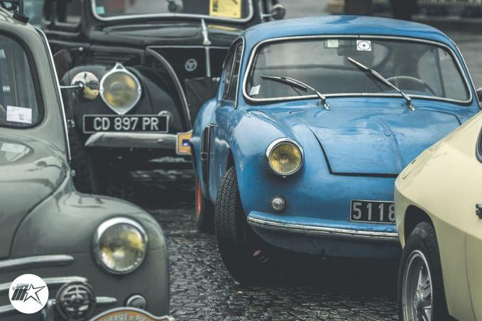 Alpine A106 A110 GTA Traversée Paris Type-01 - 2