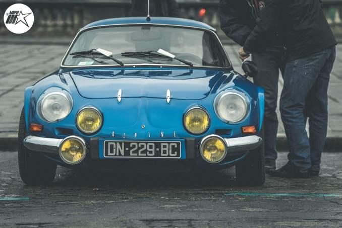 Alpine A106 A110 GTA Traversée Paris Type-01 - 5