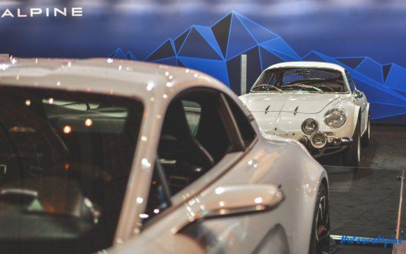 Alpine Vision A110 2 GPE-Auto Rétromobile 2017