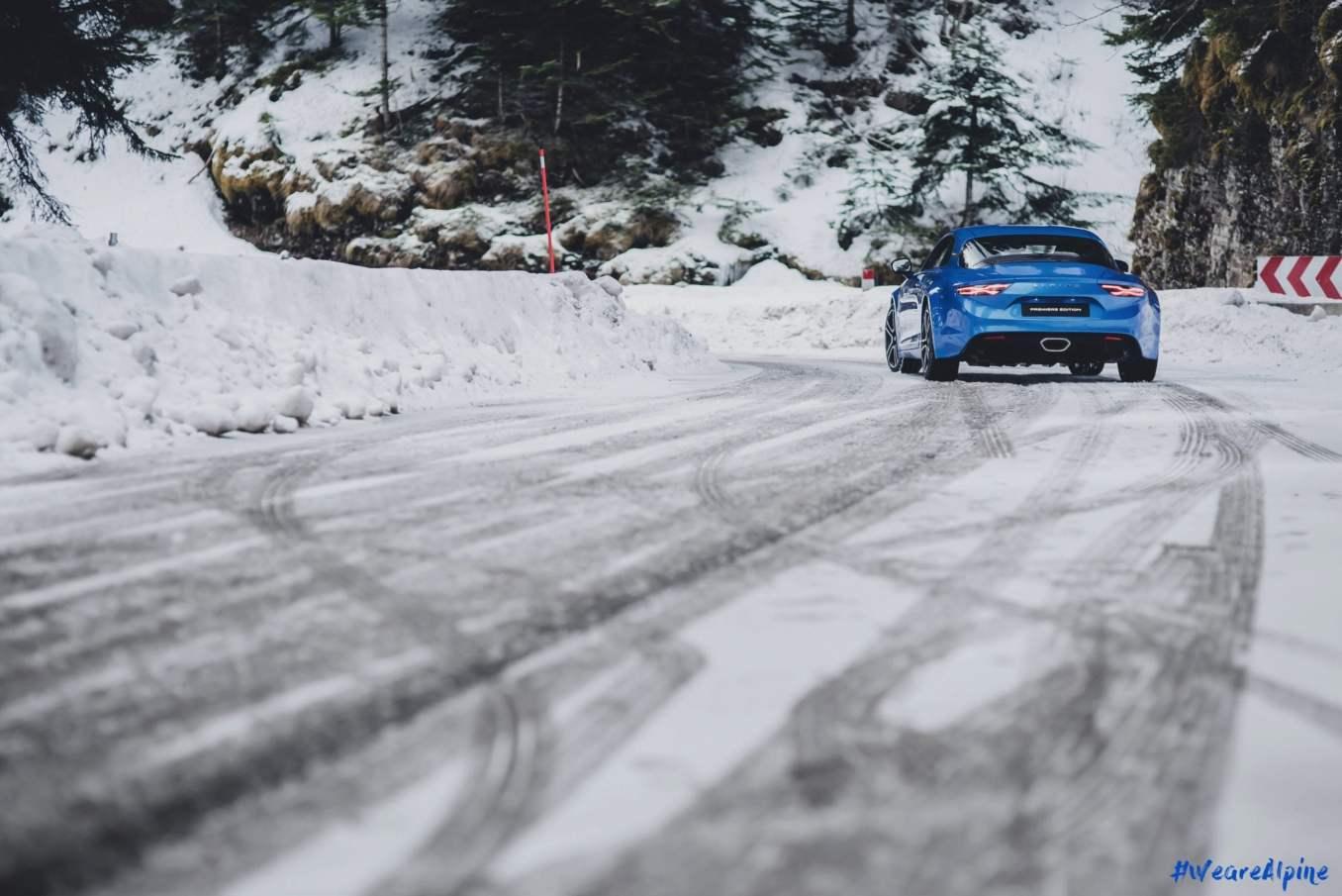 Genève 2017 Alpine A110 Premiere edition officielle 16 imp scaled | Salon de Genève 2017, toutes les informations officielles de l'Alpine A110 !