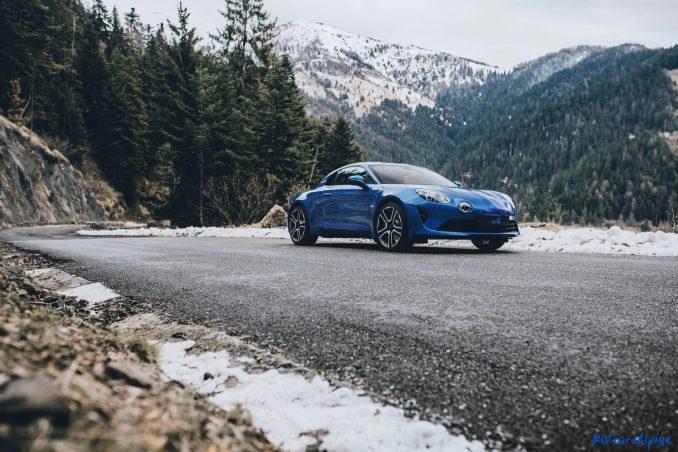 Genève 2017 Alpine A110 Premiere edition officielle - 7-imp