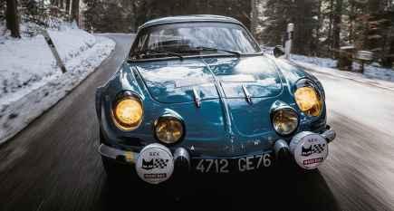 Alpine LAB et son Alpine A110 1300S Usine de 1968 Classic Driver - 38
