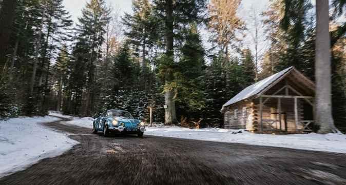 Alpine LAB et son Alpine A110 1300S Usine de 1968 Classic Driver - 61