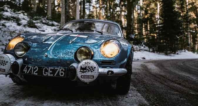Alpine LAB et son Alpine A110 1300S Usine de 1968 Classic Driver - 62