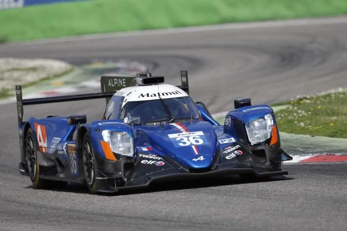 Alpine en LMP1 Privé ? avec un chassis LMP2 amélioré