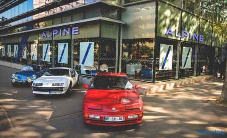 Alpine GTA A110 A610 A310 NG SPORTS PARIS GPE AUTO - 21