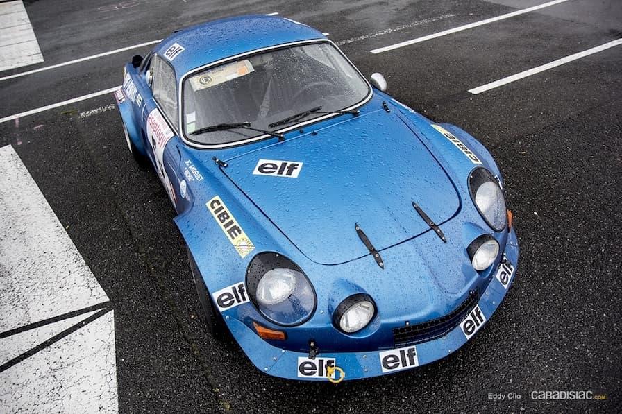 alpine A110 groupe 5 28 | Alpine A110 Gr.5 : un redoutable prototype à l'assaut des rallyes