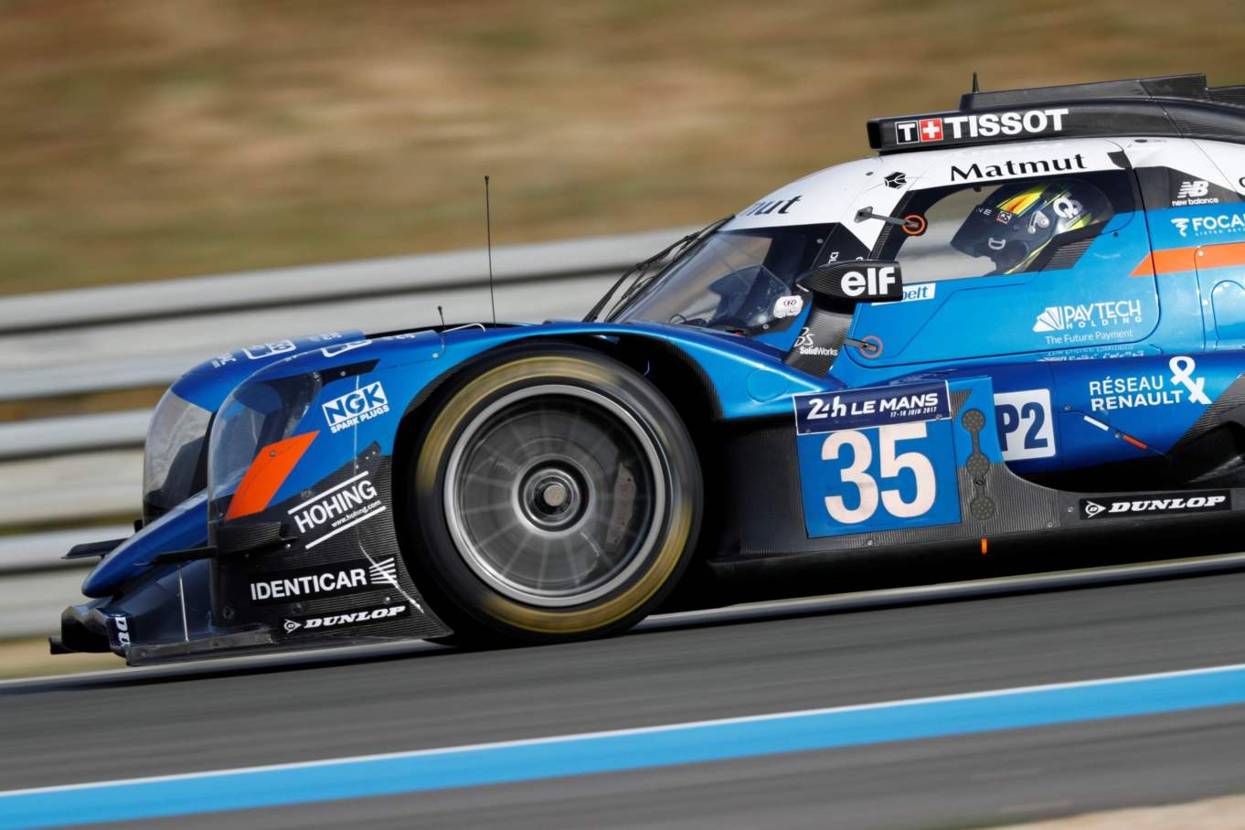 Alpine A470 24 Heures du Mans 2017 Signatech Matmut Endurance WEC Panciatici Ragues Menezes Rao Negrao Dumas (12)