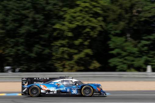 Alpine A470 24 Heures du Mans 2017 Signatech Matmut Endurance WEC Panciatici Ragues Menezes Rao Negrao Dumas (29)