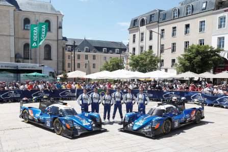 Alpine A470 24 Heures du Mans 2017 Signatech Matmut Endurance WEC Panciatici Ragues Menezes Rao Negrao Dumas (3)