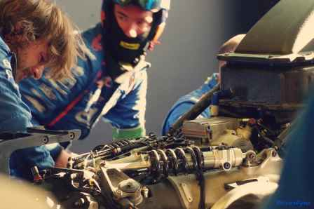 Alpine Planet WEC 24 Heures du Mans 2017 Signatech Alpine Ragues Panciatici Rao Negrao Dumas Menezes coulisses - 26-imp