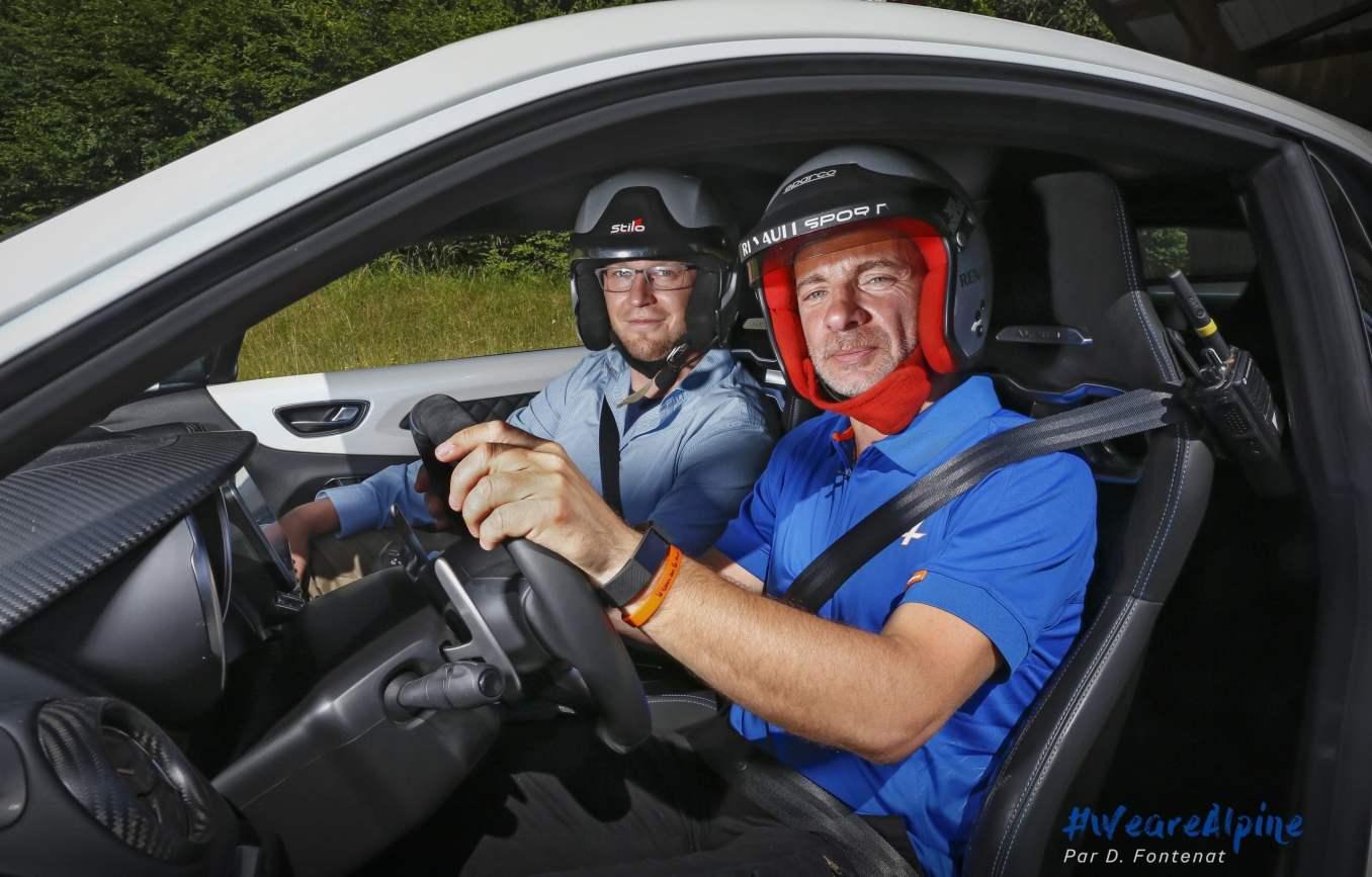 DF10148©D.Fontenat scaled | Essai vidéo de la nouvelle Alpine A110 sur circuit en exclusivité mondiale !