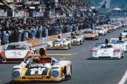24 Heures du Mans 1978 pironi jabouille depailler jaussaud bell ragnotti frequelin a443 a442b a442a a442 victoire - 27