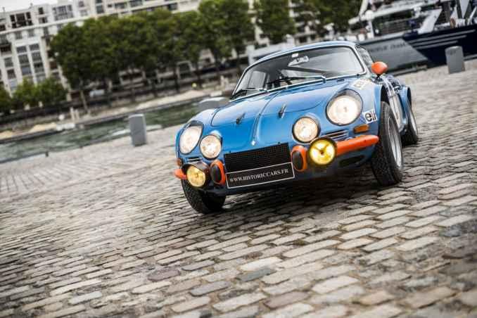 Alpine A110 1600S 1971 Usine Jean Pierre Nicolas - 13