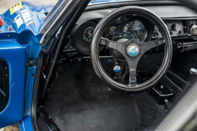 Alpine A110 1600S 1971 Usine Jean Pierre Nicolas - 17