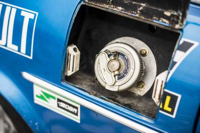 Alpine A110 1600S 1971 Usine Jean Pierre Nicolas - 9