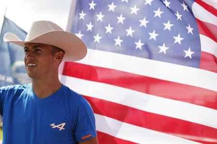 Signatech Alpine COTA Austin America WEC 6 Hours - 6