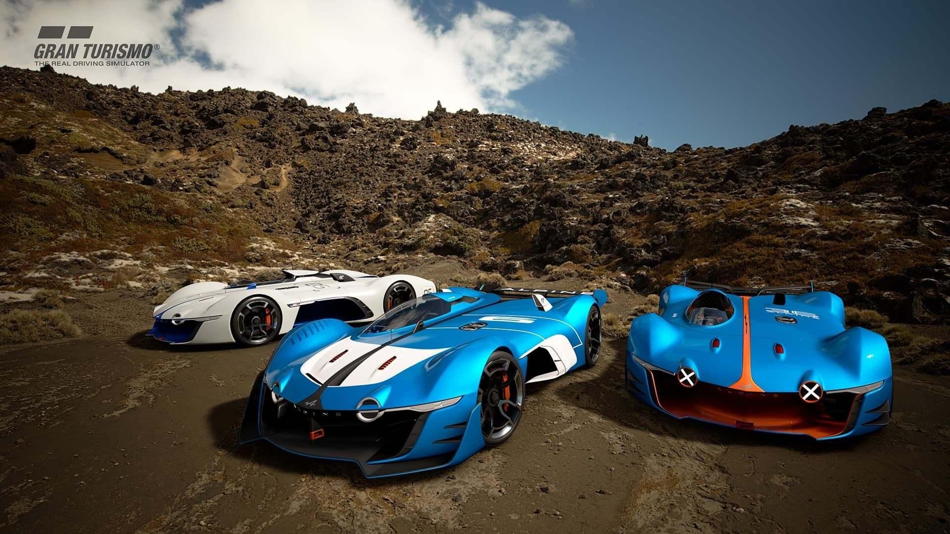 Alpine Vision Gran Turismo GR.1 Sport PS4 - 2