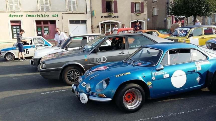 Classic Team#2c2m Alpine A110 1300S Ulule Monte Carlo Millet Caudoux - 4
