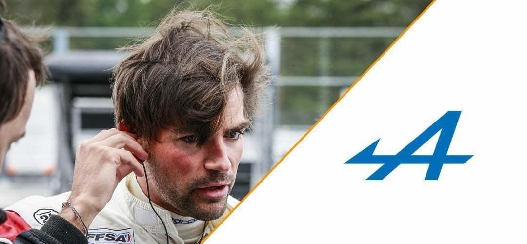 Pierre Sancinéna Alpine A110 Cup GT4 Renault Sport | Le Team Racing Technology s'engage en Alpine Europa Cup
