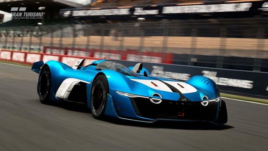 Alpine Vision Gran Turismo GR.1 Sport PS4 - 1