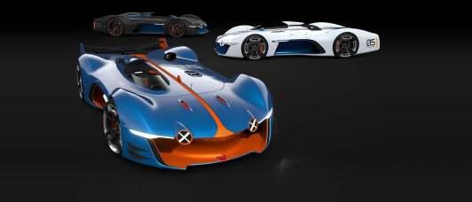 Alpine Vision Gran Turismo GR.1 Sport PS4 - 3