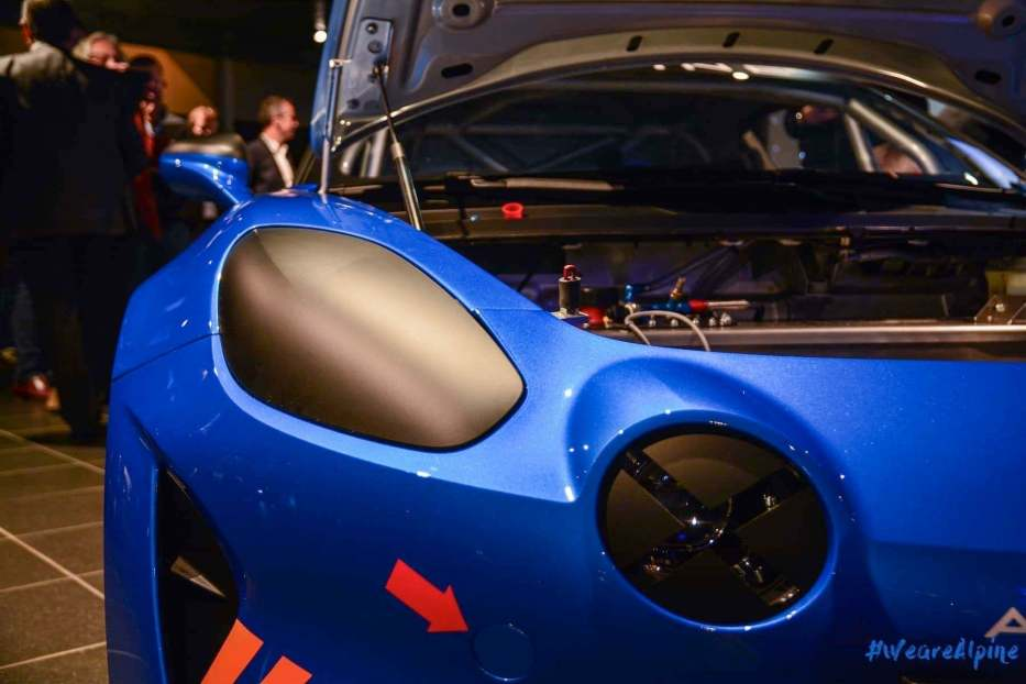 Alpine A110 Cup Signatech Studio Boulogne Billancourt GPE Auto - 20