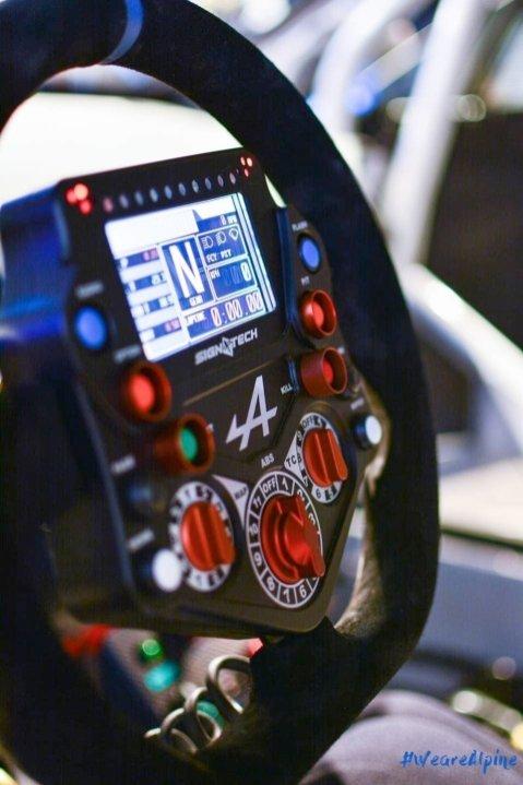 Alpine A110 Cup Signatech Studio Boulogne Billancourt GPE Auto 26 - L'Alpine A110 Cup en détail sous l'oeil de GPE Auto !